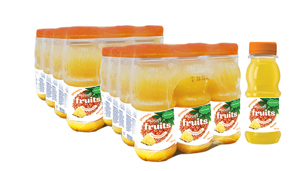 MASAFI Pineapple Juice 200ml - 2071MALL