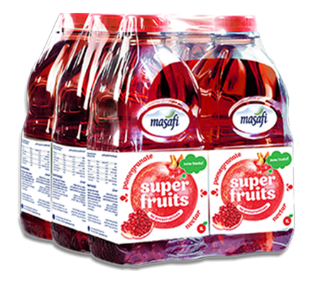MASAFI Pomegranate Juice 1 Liter - 2071MALL