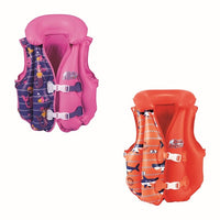 Bestway Inflated Vest Deluxe, Boys/Girls - 2071MALL