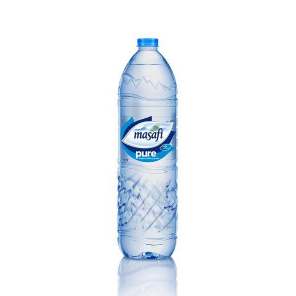 MASAFI Pure Bottled Drinking Water 1.5Literx24 - 2071MALL