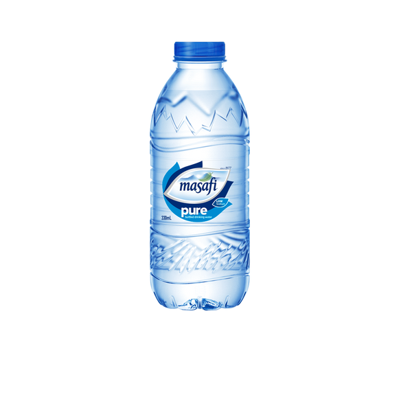 MASAFI Pure Bottled Drinking Water 330mlx24 - 2071MALL