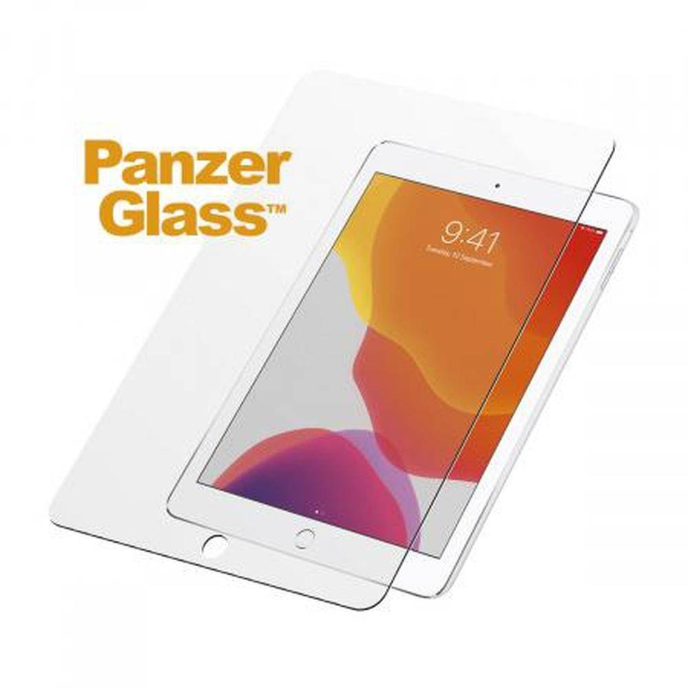 PanzerGlass - Screen Protector for Apple iPad 10.2 Inch, Clear, PNZ2673 - 2071MALL
