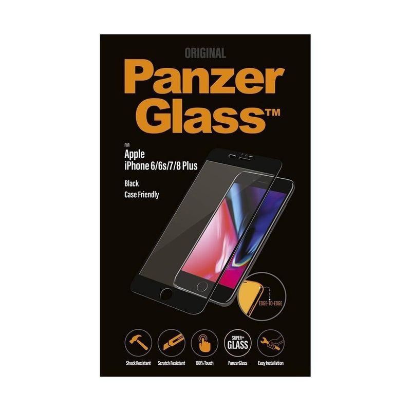 Panzerglass - Privacy Screen Protector For Iphone 8/7 - Clear, PNZP2003 - 2071MALL