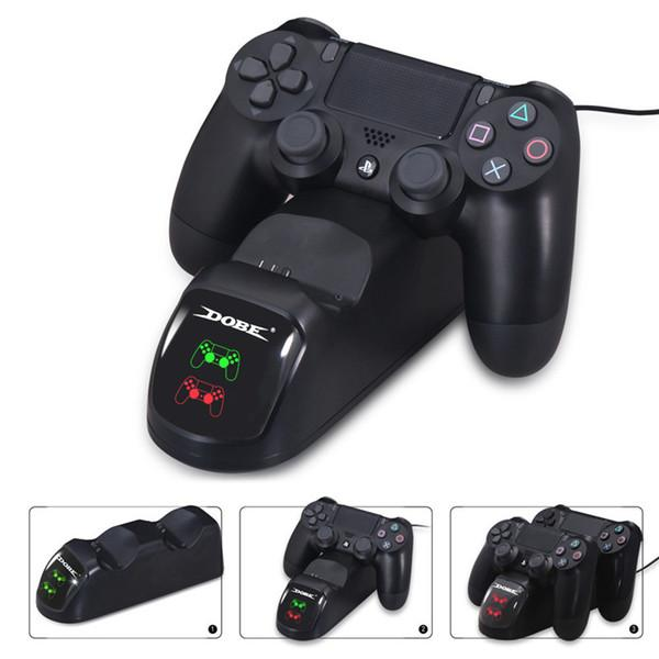 Dobe PS4 Dual Charging Dock TP4-889 - 2071MALL