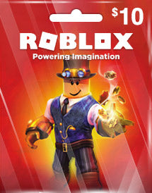 Roblox $10 US Dollar (USD) - Account details will be sent via email within 24 - 48 hours. Prepaid Only - 2071MALL