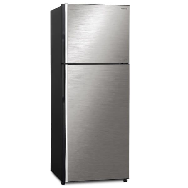 Hitachi 550Ltr Top Mount Intverter Refrigerator RV550PUK8KBSL, Brilliant Silver Color - 2071MALL