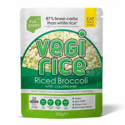 Cauli Rice with Broccoli 200g - 2071MALL