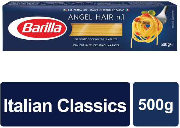 Barilla Angel Hair No.1 (500gm) - 2071MALL