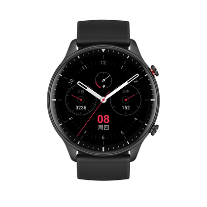 Amazfit GTR 2 Smartwatch A New Classic with Always-on Display - 2071MALL