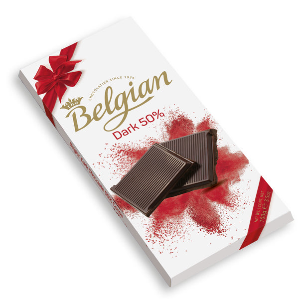 Belgian Dark Chocolate Bar 50% 100g - 2071MALL