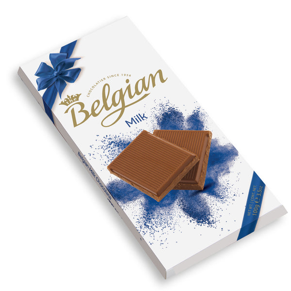 Belgian Milk Chocolate 100g - 2071MALL