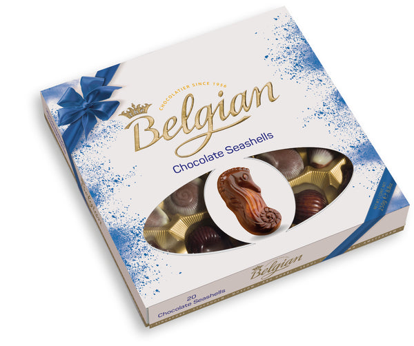 Belgian Original Chocolate Seashells - 2071MALL