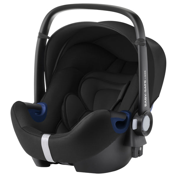 Britax  Römer  Baby-Safe2 I-Size Br-Baby Car Seat, From Birth To 15 Months,  Cosmos Black, BX2000029691 - 2071MALL