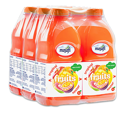 MASAFI Tropical Juice 1 Liter - 2071MALL
