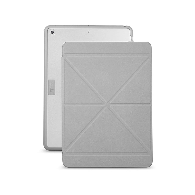 "Moshi - VersaCover Case for iPad 9.7"" inch 2017 - Gray, MSHI-H-056012 - 2071MALL"
