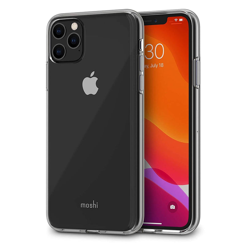 Moshi - Iphone 11 Pro Max Case (Vitros Crystal Clear) - Clear, MSHI-H-103908 - 2071MALL