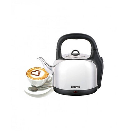 Geepas Electric Kettle 4.2L - Stainless Steel, GK38025 - 2071MALL