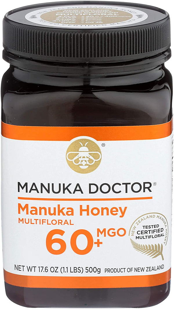 Manuka Doctor, 20 Bio Active Manuka Honey, 1.1 Lb (500 G) - 2071MALL