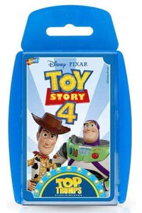 Top Trumps Toy Story 4 Card