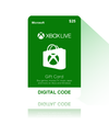 Xbox Live $25 US Dollar (USD)- Instant Delivery (Prepaid Only) - 2071MALL