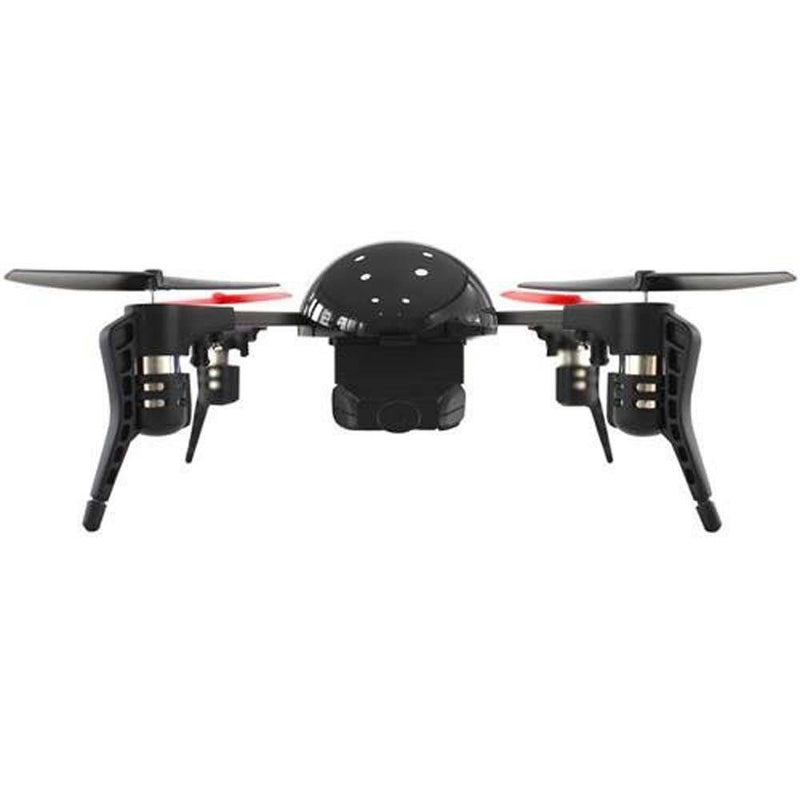 Extreme Fliers - Micro Drone 3.0 Combo Pack with WiFi HD Camera Module and FPV by Extreme Fliers MD-EFCOM Black, MD-EFCOM - 2071MALL