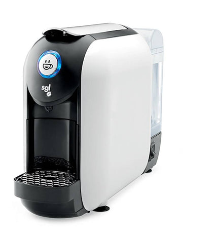 SGL Flexy Capsule Coffee Machine (Nespresso Capsule Compatible) - White, 900945 - 2071MALL