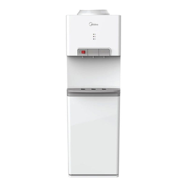 Midea Water Dispenser 3 Tap Free Standing White Yl1732Sw - 2071MALL