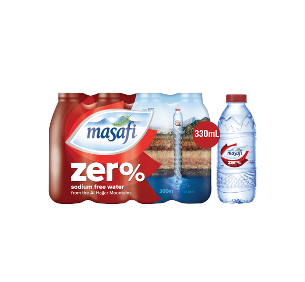 MASAFI Zero 330ml - 2071MALL