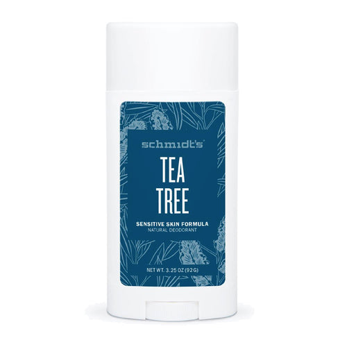 Deodorante naturale al Tea Tree