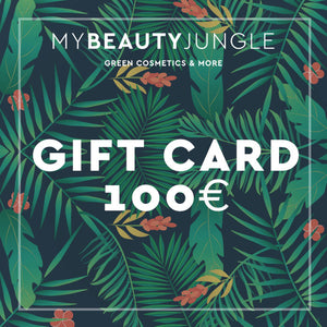 Buono regalo valore cento euro per acquisti su MyBeautyJungle.it