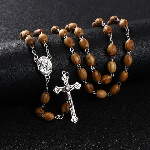 Virgin Mary Rosary