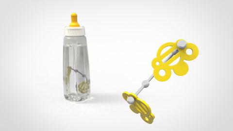 Bumblebee BabyWhisk - One Unit