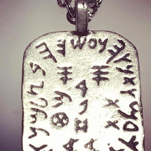 Amulet. Clarity of thought