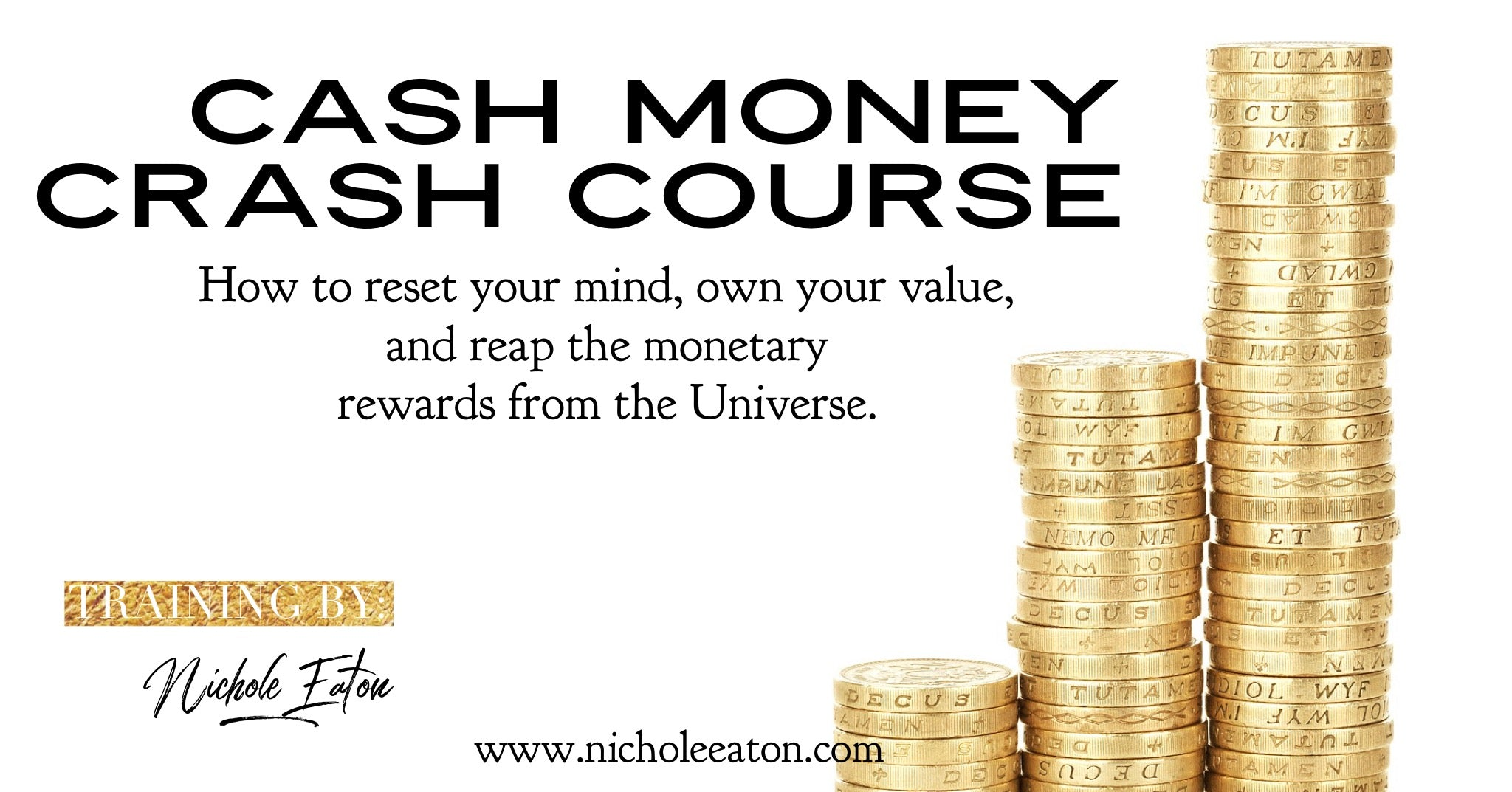 Cash Money Crash Course