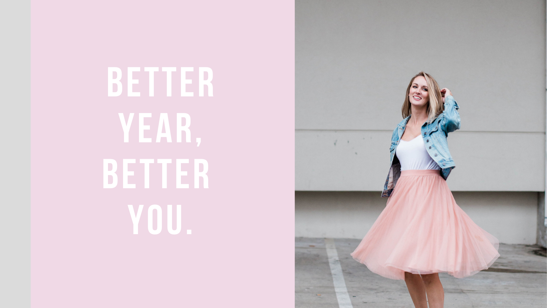 Better Year, Better You Course Bundle