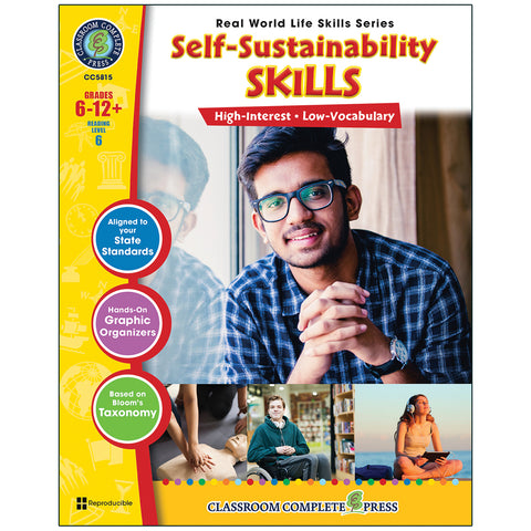 Life Skills Self-sustainability Real World