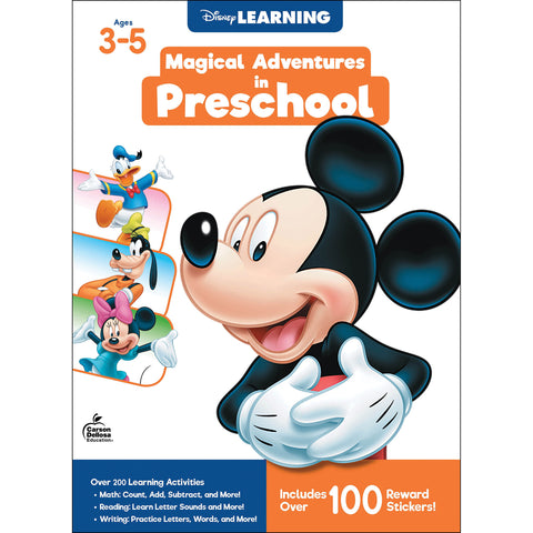 Disney Magical Adv In Preschool