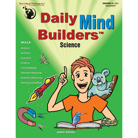 Daily Mind Builders Science Gr 5-12