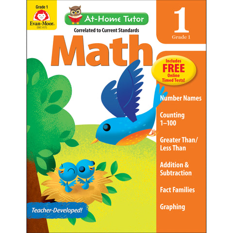 Home Tutor Math Gr 1 Addition Fact 11-18