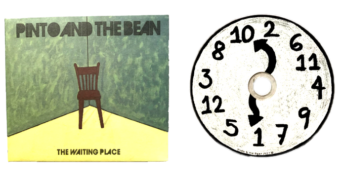The Waiting Place CD