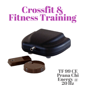 TF 99 CE PRANA ORGONE CHI GENERATOR WITH 20 HZ FREQUENCY SETTING FOR CROSSFIT & FITNESS TRAINING
