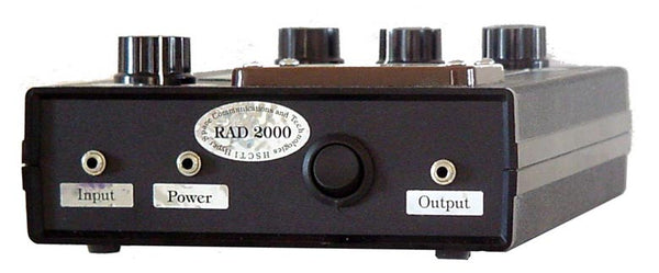 Rad 2000 Radionics Machine With Integrated Orgone Generator - Quantum Manifestation