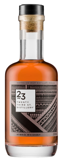 Add-On: 23rd St Whisky