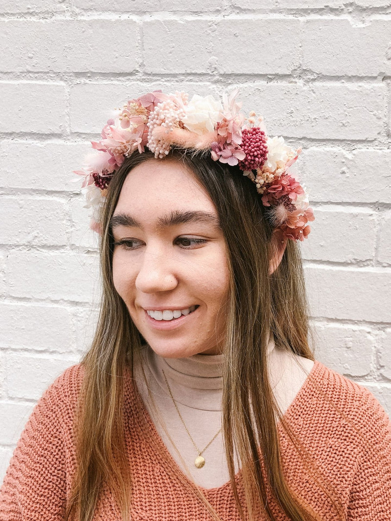 Everlasting Flower Crowns
