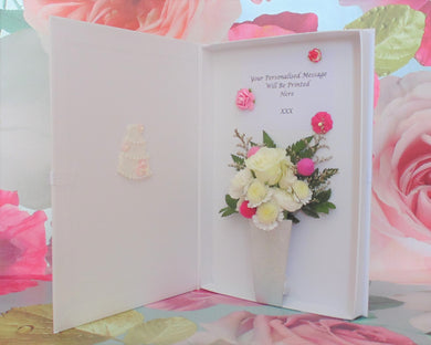 Wedding Cake - KEEPSAKE FLOWERS