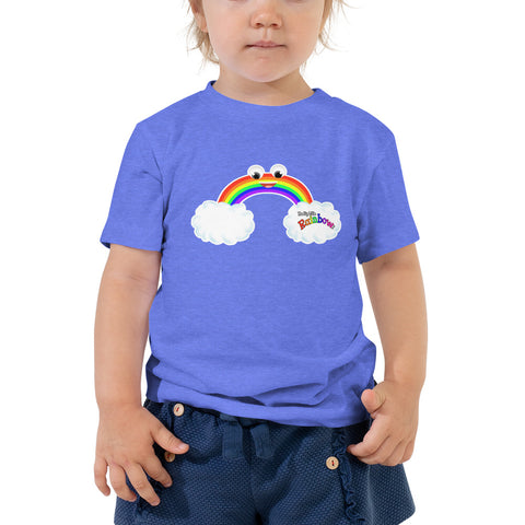 The Big Little Rainbow Toddler Tee