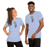 The Big Little Rainbow Cool UNITE Unisex Tee