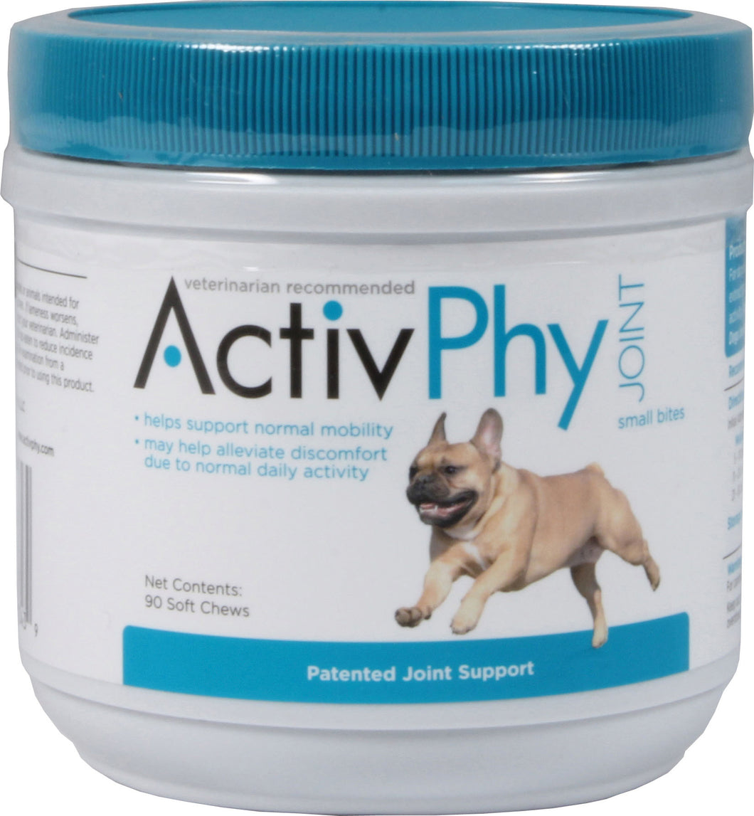 Activphy Soft Chews Joint Support For Dogs