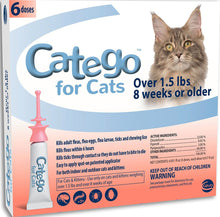 Load image into Gallery viewer, Catego For Cats Over 1.5 Lbs
