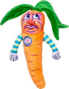 Steamed Vegetable Cranky Carrot Dog Toy